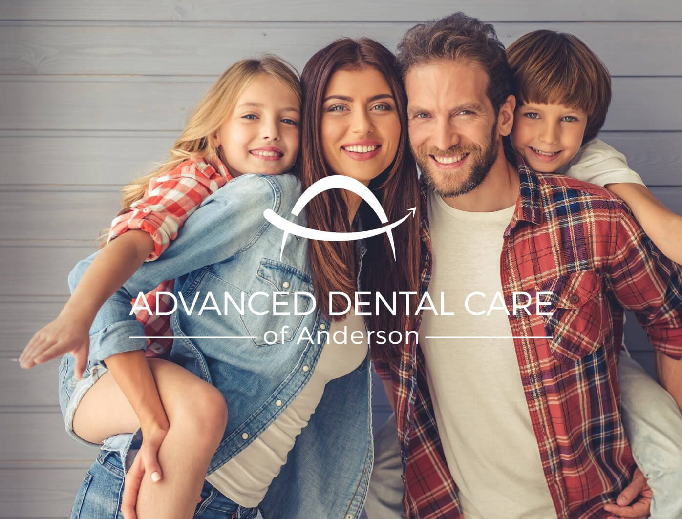 charley grey web design client advanced dental care of anderson