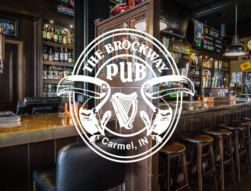 charley grey web design client brockway pub