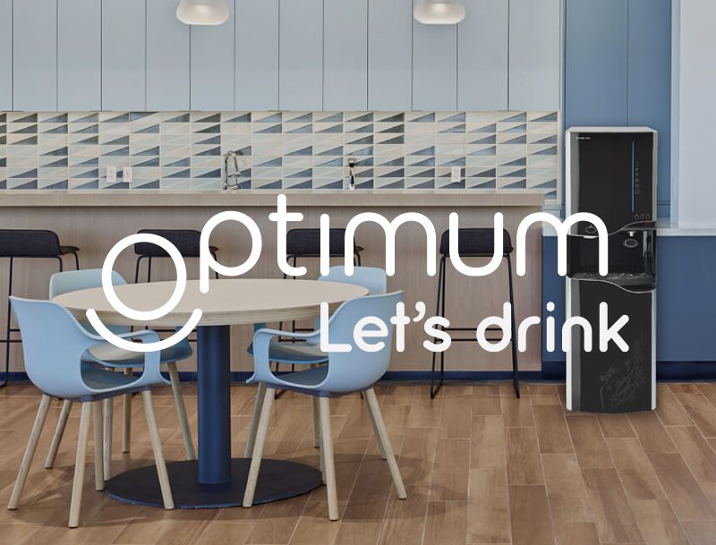 Optimum Bottleless Water Cooler Water Client