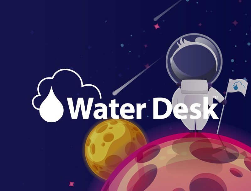 Watedesk Splash Image