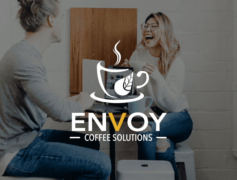 Envoy Coffee Solutions Client of Charley Grey